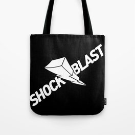 ShockBlast Original Flash Logo Tote Bag