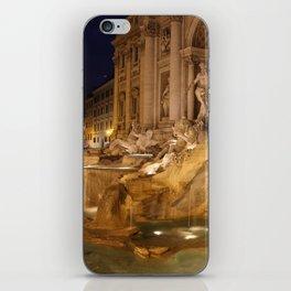 Trevi Fountain - Rome, Italy iPhone Skin
