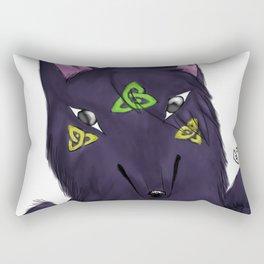 . : Morrigan : . Rectangular Pillow