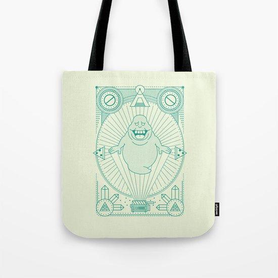 Slimer Jam Tote Bag