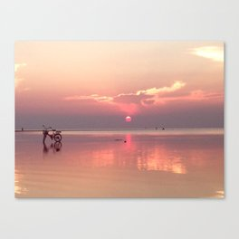 KP Sunset Canvas Print