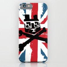 Bear Picnic Union Jack Slim Case iPhone 6s