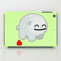 snatch iPad Cases featuring Lovestruck Lump by Shawnimals