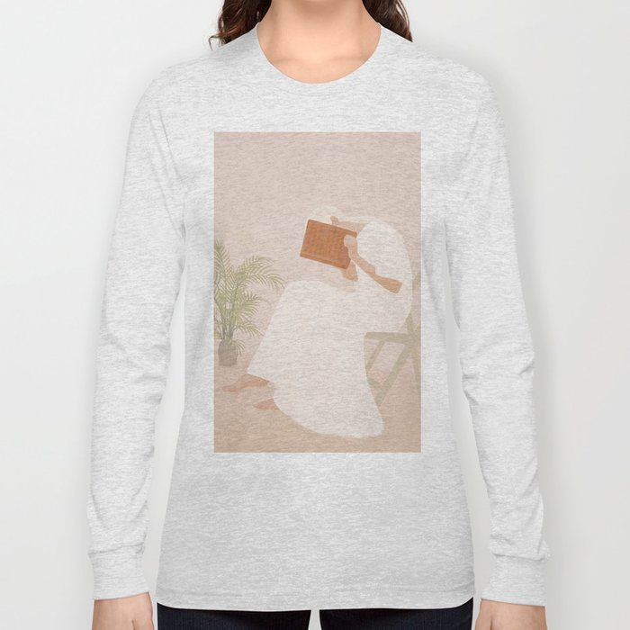 Lost Inside Long Sleeve T-shirt