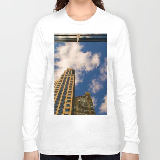 cloudy day N.Y Long Sleeve T-shirt