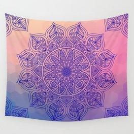 Mild Mandala Wall Tapestry