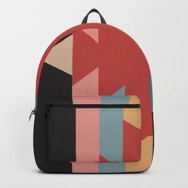 Red Star - Style Me Stripes Backpack