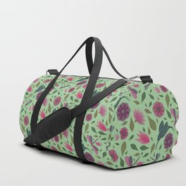transparent world 3 Duffle Bag