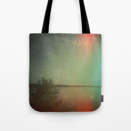 The Land I Wander in My Dreams Tote Bag