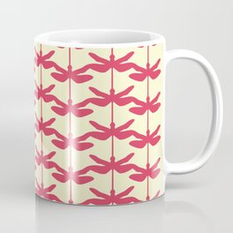 In the company of dragonflies and yellow buttercup fields ... Coffee Mug