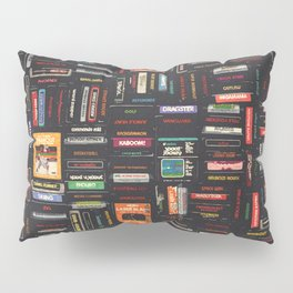 Games Pillow Sham