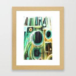 recklessly  Framed Art Print