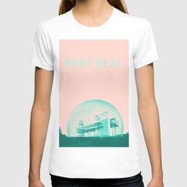 Montreal Biosphere Pastel T-shirt