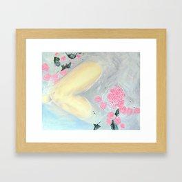 Dream Pools Framed Art Print