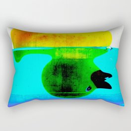 Binged Rectangular Pillow