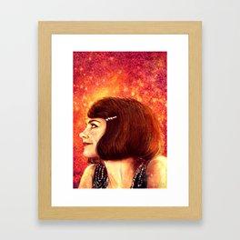 An Addiction Framed Art Print