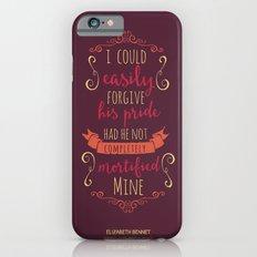 Jane Austen's Elizabeth Bennet Slim Case iPhone 6s