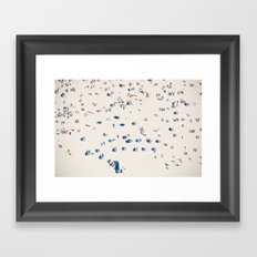 Bondi Brellas Framed Art Print