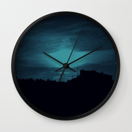 Day Is The New Night Wall Clock