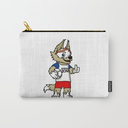 Zabivaka world Cup Icon Carry-All Pouch