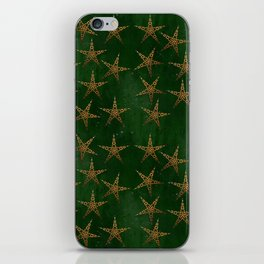 Hunter and Gold Celtic iPhone Skin