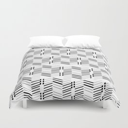Pattern #3 Duvet Cover