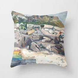 Bakoven, Cape Town Throw Pillow