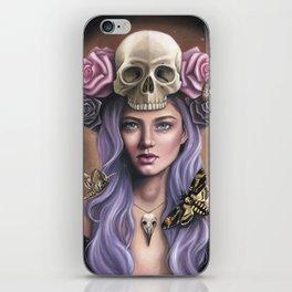 Death's Head iPhone Skin