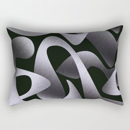 The Unknown Steel Rectangular Pillow