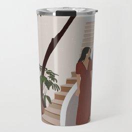 Botanical Heaven Travel Mug