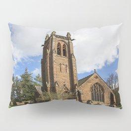 Closeburn Church Pillow Sham