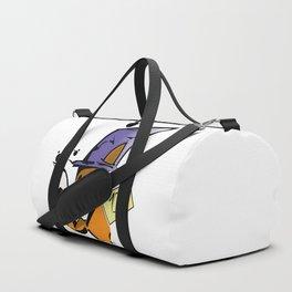 Mad Fox Duffle Bag