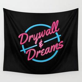 Drywall & Dreams Wall Tapestry