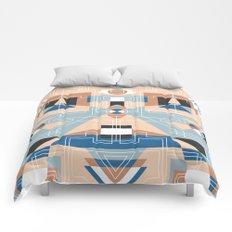 Tribal Technology 2 Comforters