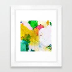 Color Palette No.35 Framed Art Print