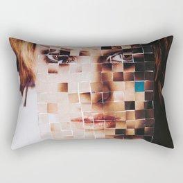 50 shades of myself Rectangular Pillow