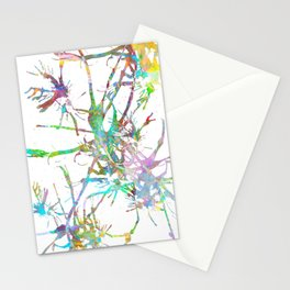 Spider Legs Stationery Cards