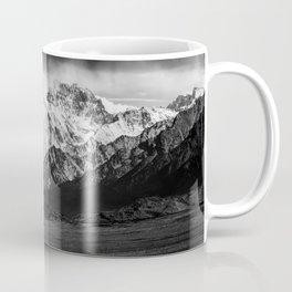 Stormy Mt Williamson And The Eastern Sierra Coffee Mug