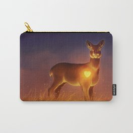 Dawn of the deer Carry-All Pouch