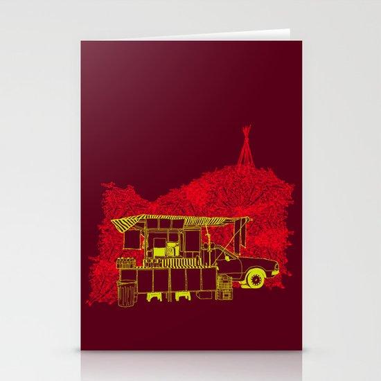 Caldo de Cana Stationery Cards