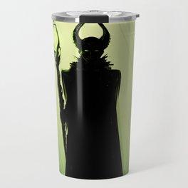 Maleficent woods Travel Mug
