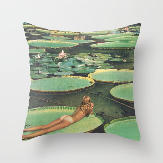 LILY POND LANE by bethhoeckelcollage