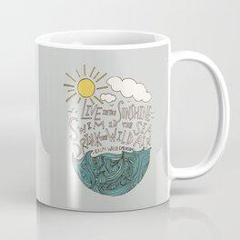 Emerson: Live in the Sunshine Coffee Mug