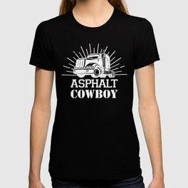 Truck Driver Trucker Trucks Love Funny Gift Idea T-shirt