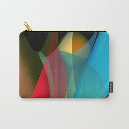 floating colors -b- Carry-All Pouch