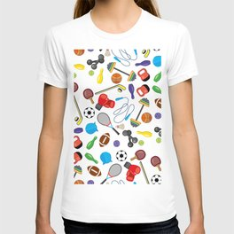 Children's Sport Pattern T-shirt