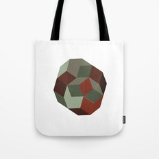 #231 Penrose's asteroid – Geometry Daily Tote Bag