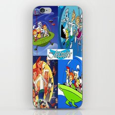 The Jetsons iPhone & iPod Skin