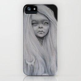 Moonchild iPhone Case