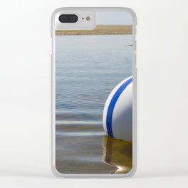 Let The Water Hold Me Down Clear iPhone Case